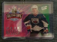 1994-95 Fleer Ultra All-Star Game #4 Mark Messier NHL Team Hockey Card