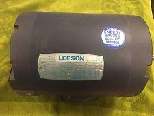 LEESON ELECTRIC MOTORC6T17DB1C 1 HP NEW