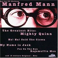 Manfred Mann Greatest hits (18 tracks, 1993) [CD]