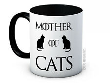 Mother of Cats  - Game of Thrones Parody - Funny High Quality Coffee Mug