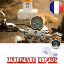 Petite Horloge Universel Moto Montre Étanche Auto Numérique Vélo Résistant