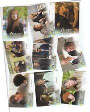 Fringe Seasons 3 & 4 - 73 Card Basic/Base Set - Cryptozoic 2013