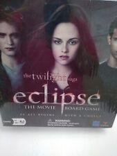 Twilight Saga-Eclipse The Movie Board Game. New. 047754920185