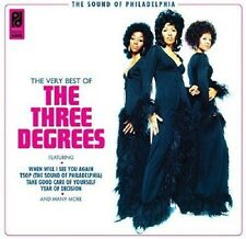 The Three Degrees Very Best Of CD NEW 2014 When Will I See You Again+