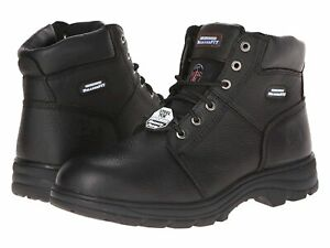 Man's Boots SKECHERS Work Workshire - Relaxed Fit