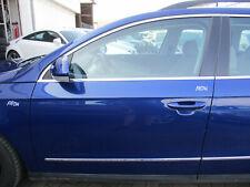 Tür vorne links VW Passat 3C COBALTBLUE LC5E blau