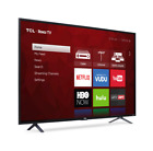 "TCL 55S401 55"" Class 4K (2160P) HDR Roku Smart LED TV"