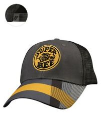 RARE BRAND NEW DODGE SUPER BEE STRIPED 426 HEMI 383 MAGNUM 440 SIX PACK HAT CAP!