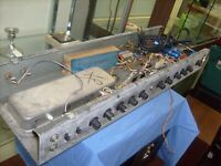VINTAGE RVS MODEL I KEYBOARD AMPLIFIER -  CHASSIS FOR PARTS REPAIR REVERB UNIT