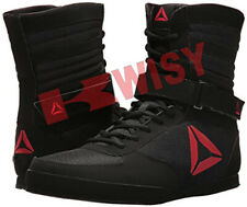 Boxing Shoes Made of Split Lather And Cordura
