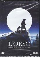 dvd L'ORSO di Jean Jacques Annaud nuovo 1988