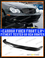 01-07 CARBON FIBER Mercedes Benz W203 AMG PACKAGE / C32 AMG GH type FRONT LIP