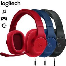 Logitech G433 7.1 проводная игровая гарнитура с Dts наушников X 7.1 объемный