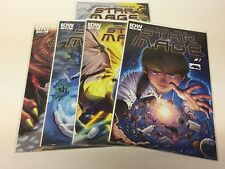 STAR MAGE #1-6 (IDW/2014/DE LA TORRE/CESPEDES/0617355) NEAR FULL SET LOT OF 5