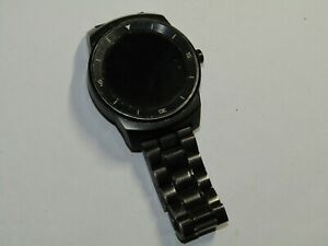 LG G WATCH R IN USED CONDITION (UNTESTED) LG-W110