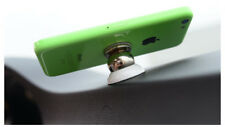360 Degrees Universal Car Mount Sticky Magnetic Holder For cellphones,White15621