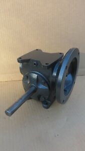 60:1 grant gear stf175-60a-b gear speed reducer removable 56c, 56h flange