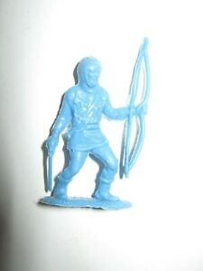 Cereal toys robin hood N.Z. Archer  good condition color  blue 2 available