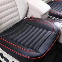 Universal Auto Sitzauflage Sitzbezüge Sitzkissen Sitzmatte PU Leder Buchweizen