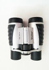 Vivitar 4 X 30 Binocular Black and Silver