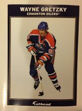 "WAYNE GRETZKY Oilers NHL 4"" x 6"" AD PANEL - New FATHEAD Wall Graphics Poster"