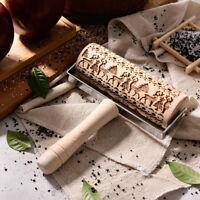 Flocon de neige Rouleau de pâte Outil de pâtisserie Noel Aiguille à rouleaux