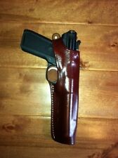Leather Holster Ruger MK Mark I II III IV with 5 1/2 inch barrel  #9259