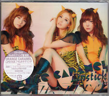 ORANGE CARAMEL-LIPSTICK-JAPAN CD DVD TYPE B D73