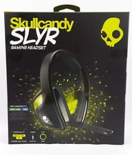 Skullcandy SLYR Gaming Headset For Xbox 360/Xbox One/PS3/PS4 New In Box 3.5