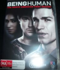 Being Human US First Season Series1 (Australia Region 4) DVD - Like New