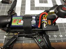 Walkera F210 Racing Drone Balance Plug & XT60 Holder Antenna Protectr 3D Printed
