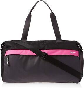 New Other Nike Radiate Club Women's Training Bag Duffel Black/Pink/White