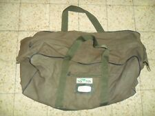 Zahal Idf  HAGOR Carry All Field Combat Duffle Bag Canvas Israeli Army Military