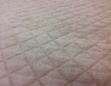 Kravet- Quilted Diamond Chenille Upholstery Fabric-8.15 yd (28781-116) $1678 VAL