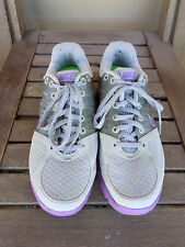 Nike Lunarglide 2 gray/purple running shoes women's Size 8