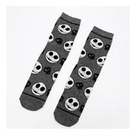 The Nightmare Before Christmas Mens Sock Jack Skeleton Tim Burton Halloween Gift