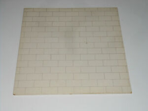 Pink Floyd - 2LP - The Wall - NL 1979 - Harvest 1A 154-63410/11