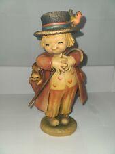 "Anri ""Happy Wanderer"" 10"" Figurine"