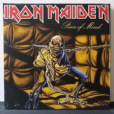 IRON MAIDEN 'Piece Of Mind' Gatefold 180g Vinyl LP NEW/SEALED
