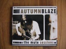Autumnblaze the mute sessions neuwertig