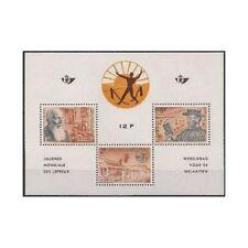 Belgique:  blok 35** Melaatsen 1964