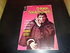 Dark Shadows #2 Gold Key Comic Book Barnabus Collins 1969 Condition VF 8.0