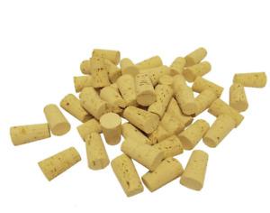 Tapered Cork Bung Stopper Bottle size: 32mm x 24mm - 20mm , wine, beer, vodka
