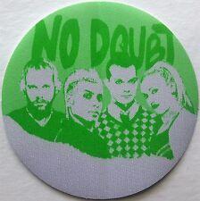 **** NO DOUBT **** - SATIN BACKSTAGE PASS - 2002 TOUR - EXCELLENT - GWEN STEFANI