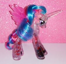 MY LITTLE PONY MON PETIT PONEY MLP 2014 G4 PRINCESS CELESTIA WATER CUTIE MARK