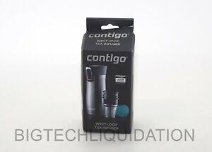 Contigo - West Loop Stainless-Steel Tea Infuser - Stainless-Steel