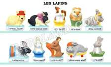Nouveauté - Feves LES LAPINS - AN889 - EPIPHANIE 2019