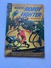 MAGNUS ROBOT FIGHTER #11 Gold Key Comics 1965