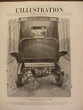L'ILLUSTRATION 1912 N 3605 LE GENDARME DE LUZARCHES