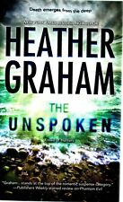 Heather Graham  The Unspoken     Paranormal Romance  Pbk NEW